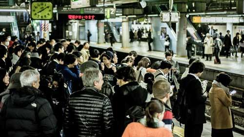 満員電車ランキング【東京・日本・世界】